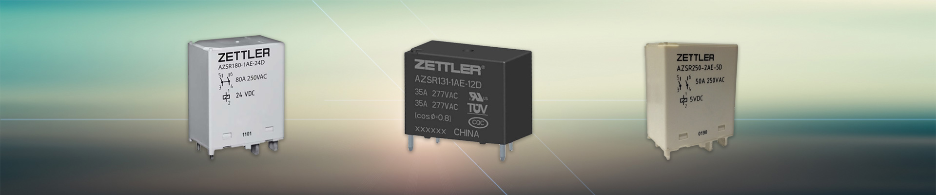 American Zettler, Inc  | Manufacturer of Electromechanical