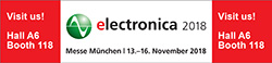 Zettler visit us at the electronica 2018
