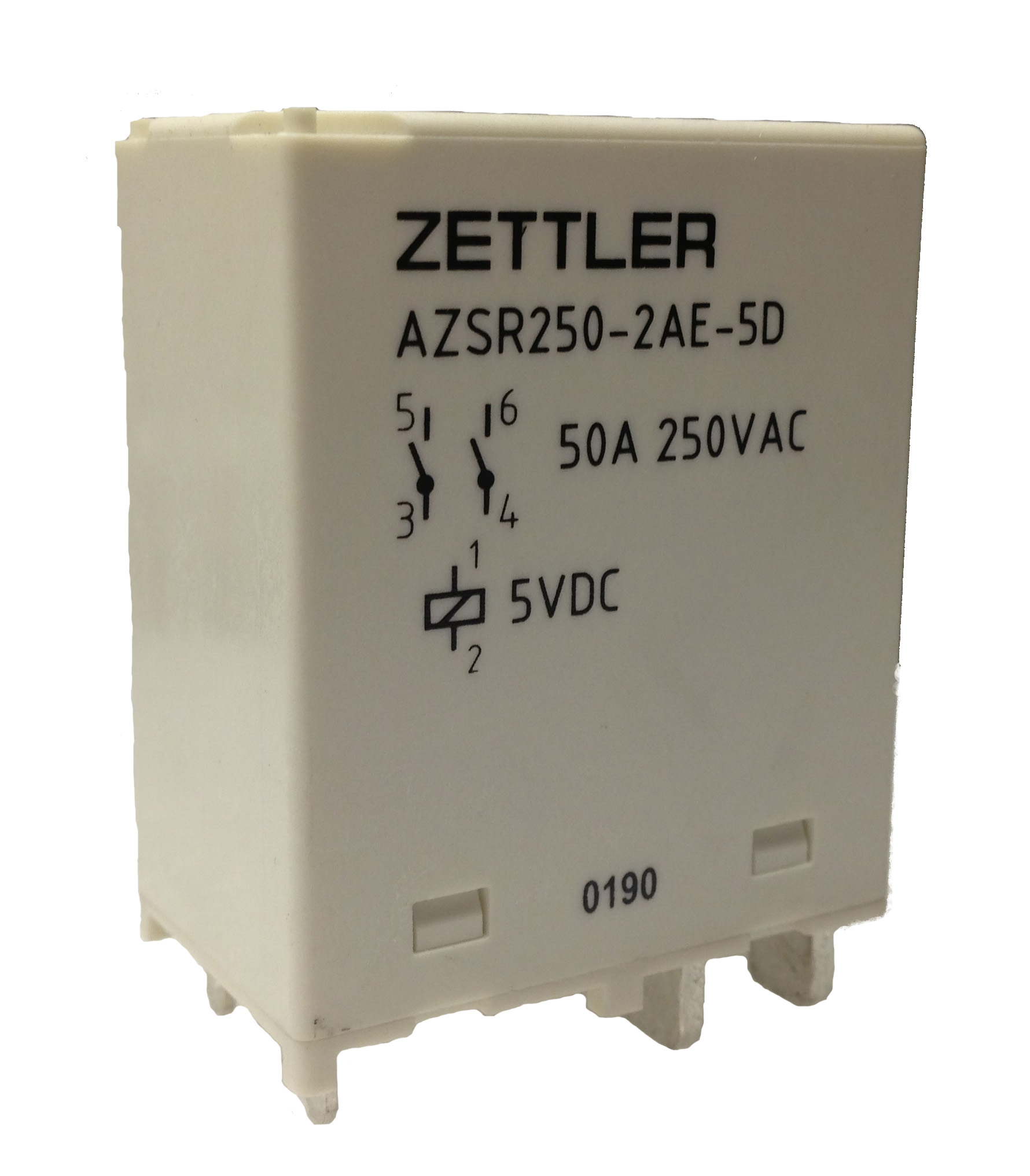 Power Electromechanical Relays American Zettler Inc Relay 12v 400 Ohm Spdt Azsr235 Product Picture