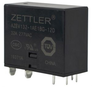 ZETTLER Relays HK AZEV116 and AZEV132 relays